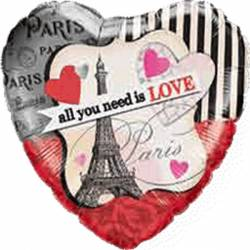 All you need is Love Ballon